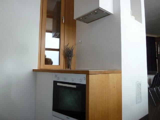 Küche - klein, aber fein in Wohnung in Vnà