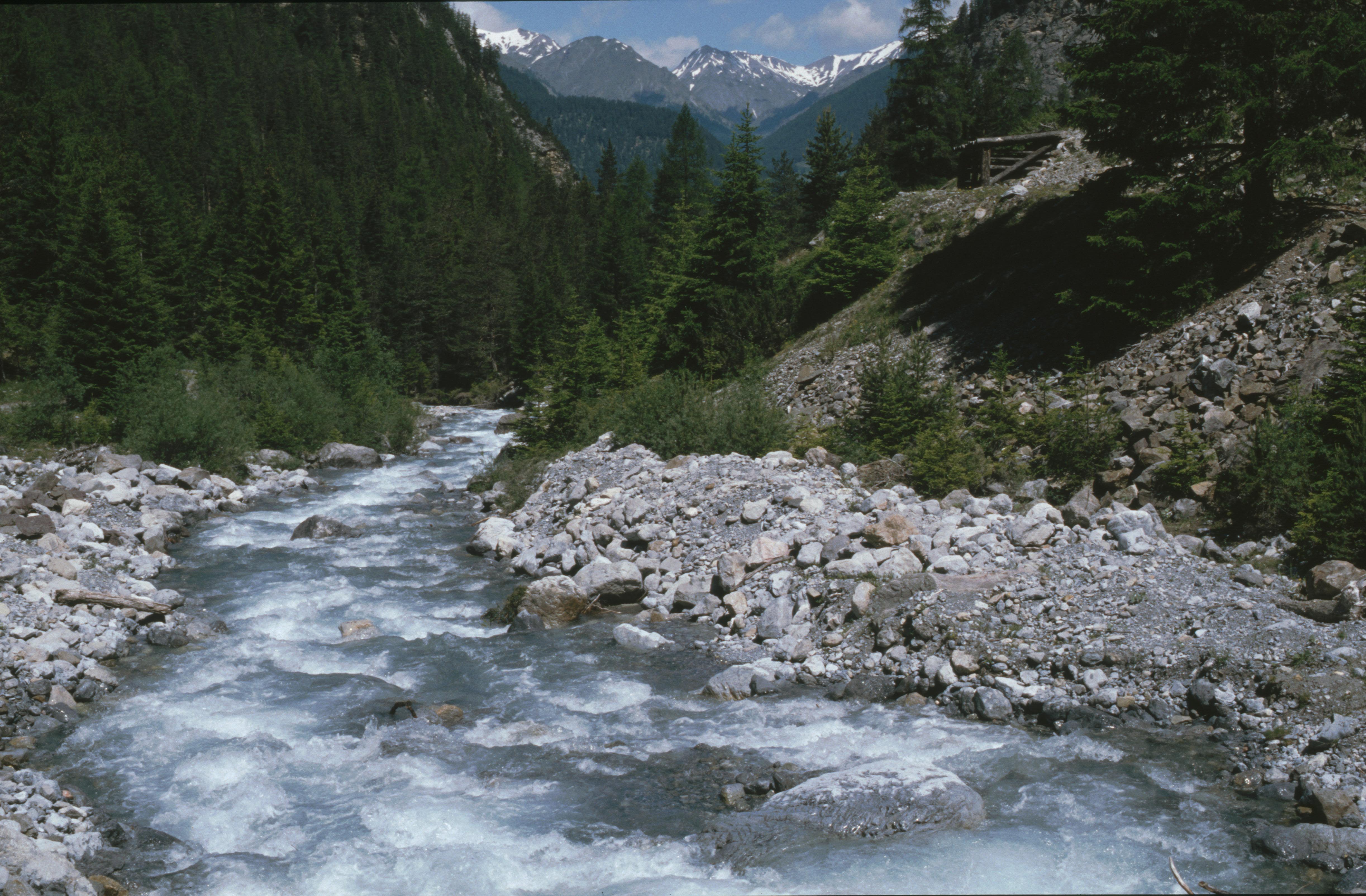 Ramosch, Brancla Val Uina